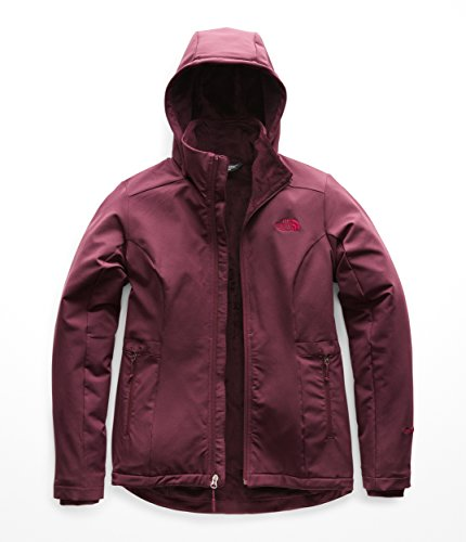 The North Face Women's Shelbe Raschel Hoodie - Fig - S ()