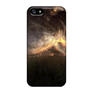 Iphone 5/5s Case Cover Big Time Eruption Case - Eco-friendly Packaging by icecream design
