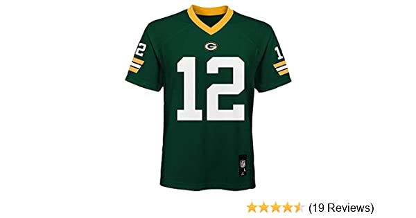 8be8731c1 Amazon.com  Outerstuff Aaron Rodgers Green Bay Packers Toddler Green Jersey  2T  Sports   Outdoors