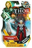 mighty thor action figure - Thor: The Mighty Avenger Action Figure #07 Hammer Smash Thor 3.75 Inch
