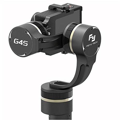 FEIYUTECH 3軸360度回転手持ジンバル FY-G4S