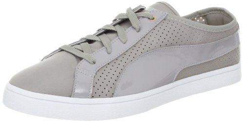 PUMA Women's Kai Lo Perforated Shoe,Opal Gray,8.5 B US