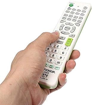 Chunghop H-1880E - Mando a Distancia Universal para televisores LED y LCD: Amazon.es: Electrónica