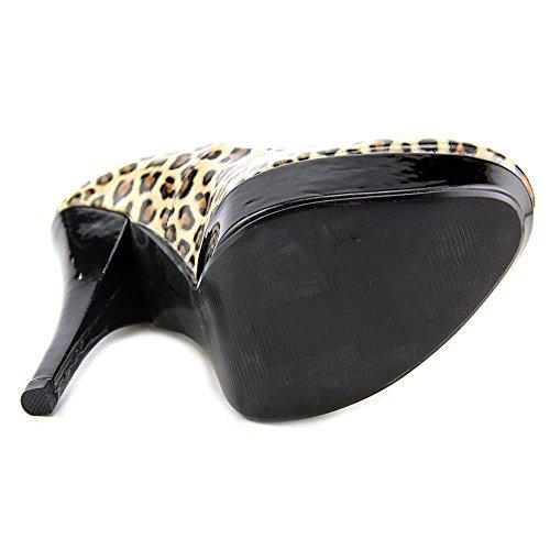 Tan 01 Couture Up Print Pu HARLOW Cheetah Pin Couture Pinup qXBY6wB