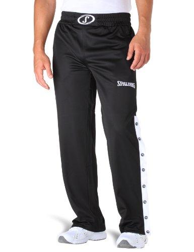 Spalding Bekleidung Teamsport Evolution Pants, Schwarz/Weiß, XL, 300501101