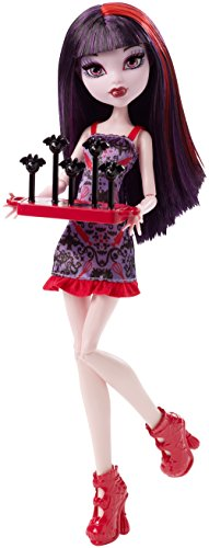 Monster High Ghoul Fair Elissabat Doll -