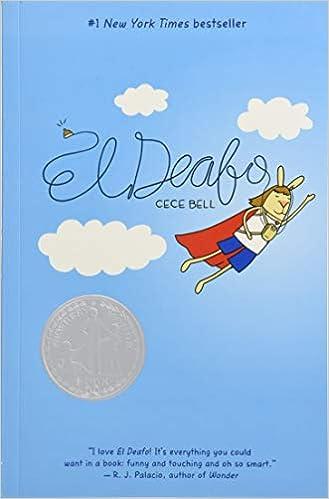 cover image, El Deafo