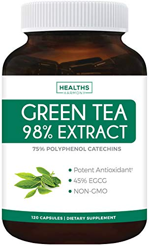 Green Tea 98% Extract
