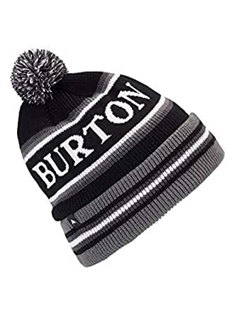 Burton Snowboards Men's Trope Beanie Hat, True Black, One Size