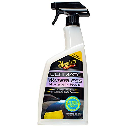 meguiar 39 s g3626 ultimate waterless wash wax 26 oz. Black Bedroom Furniture Sets. Home Design Ideas