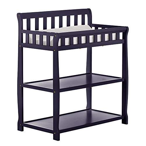 Dream On Me Ashton Changing Table, Navy by Dream On Me