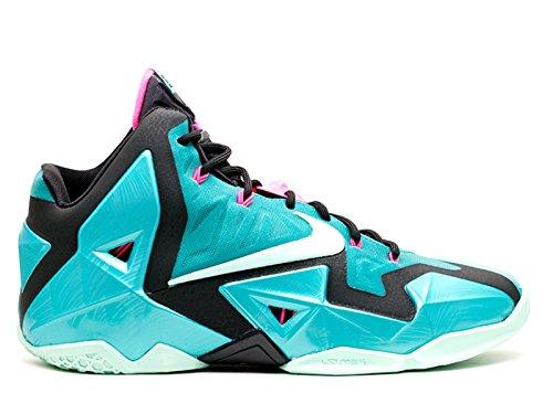 Nike Lebron Xi Menns Basketball Sko Turkis / Svart / Medium Mynte