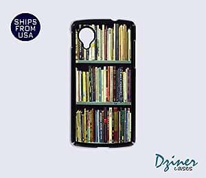 Nexus 5 Case - BookShelf iPhone Cover