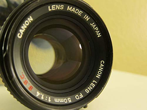 CANON 50MM F1.4 S.S.C. LENS FD MOUNT IN ORIG. BOX (Orig Box)