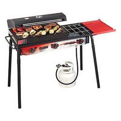- Camp Chef SPG-90B 30,000 BTU 3-Burner Big Gas Grill