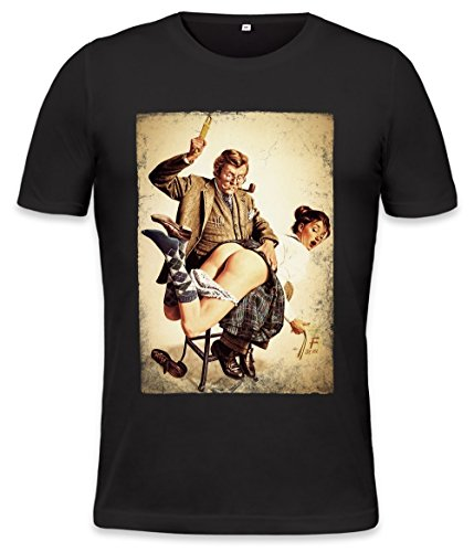 The Whippin Ass Sexy Punishment Mens T-shirt ()