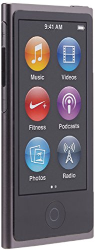 Apple iPod nano 16GB Space Gray (7th Generation) by Apple