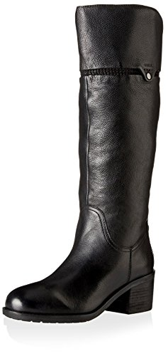 Boot Kleoo Black Women's Tall Geox Aqw75axt