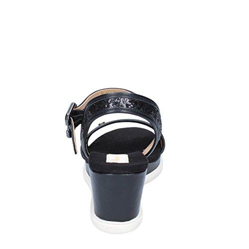 WRANGLER Sandali Donna 40 EU Nero Glitter/Pelle