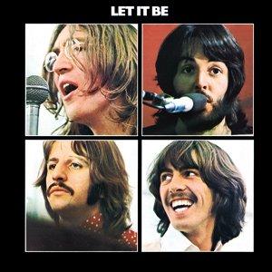 Magnet: THE BEATLES - Let it Be (album cover) - Album Magnet