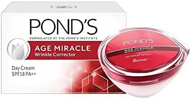Pond's Age Miracle Wrinkle Corrector Day Cream SPF 18 PA++ - 50g