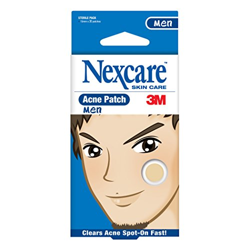 3M Nexcare Men Acne Patch Sticker (30 Patches)