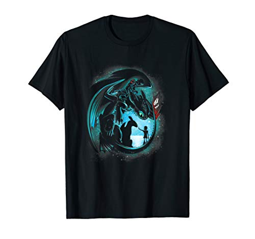 Yesterday and Tomorrow Love Dragon t-shirt men women ()