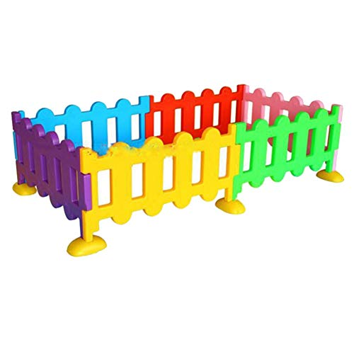 (ZHANWEI-Baby Playpen Anti-Fall Guardrail Toddler Toy Room Infant Play Fence, 2 Styles (Size : B-212x106x55cm))