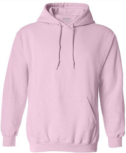 Light Pink Hoodie: Amazon.com
