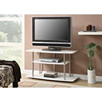 Designs 2 Go TV Stand, for TVs up to 42 - White