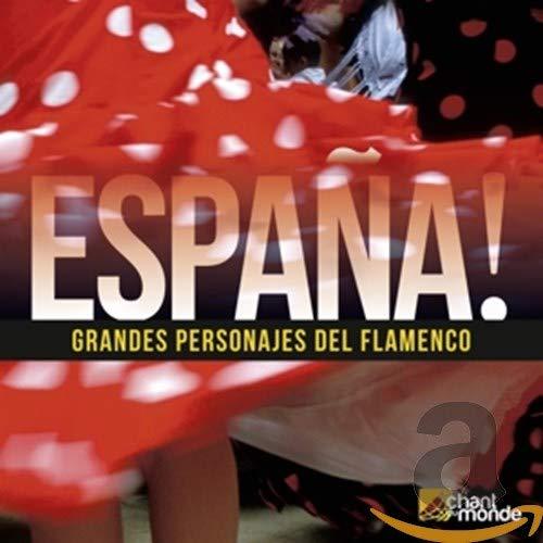 Espana! /Grandes Personajes Del Flamenco: Vari: Amazon.es: Música