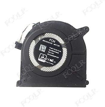 FCQLR CPU enfriamiento Ventilador Compatible para Replacement para ...
