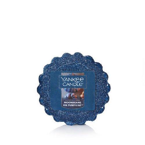 Yankee Candle Moonbeams on PumpkinsワックスMelt Tart B079VVH1R1 14550