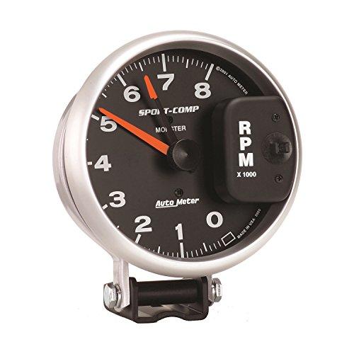 - Auto Meter 3980 Sport-Comp Monster Tachometer