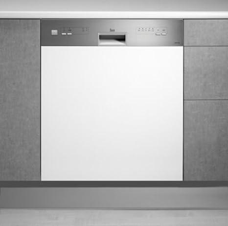 Teka DW8 60 S Semi-incorporado 12cubiertos A lavavajilla ...