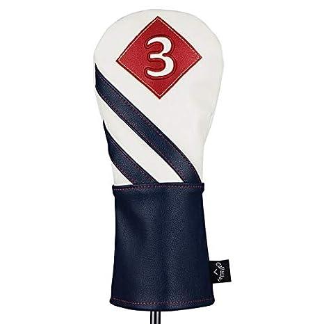 Callaway Vintage 5518011 Fundas para Palos de Golf, Unisex ...