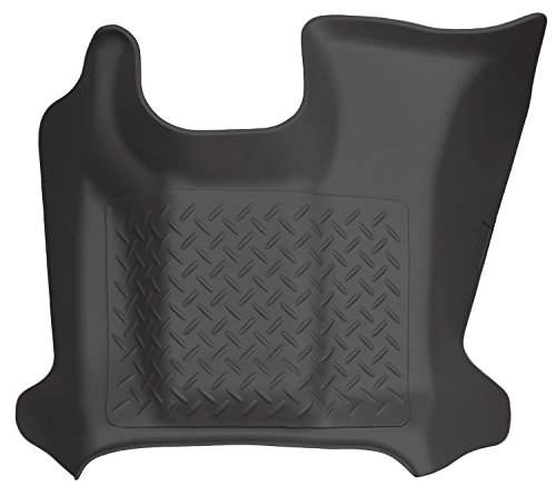 Husky Liners Center Hump Floor Liner Fits 11-16 F250/350/450 Crew/SuperCab (Center Hump Liner)