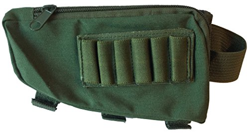 Left Hand 2 Riser (Rifle Stock PackTM | LEFT HAND (Green))