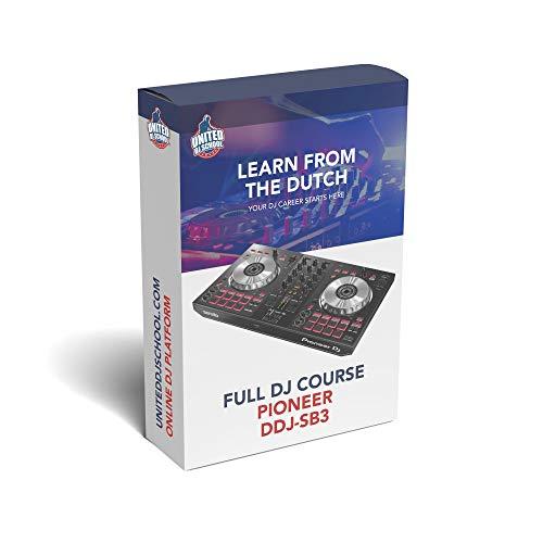 Cursus Pioneer DDJ-SB3 | Leer van de Nederlandse DJs in 20 online videos alles over jouw controler!
