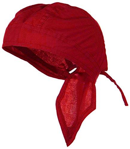 Red Doo Rag - 1