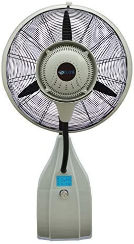 Ventilador de pared Cyclone de 66 cm: Amazon.es: Hogar
