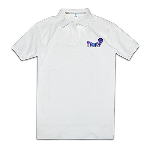 Fiesta Online Video Game Logo Polo Shirt - The Mean Polo Does What Logo