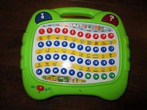 Alphabet Learning Toys : Amazon megcos interactive learning toy learn alphabet