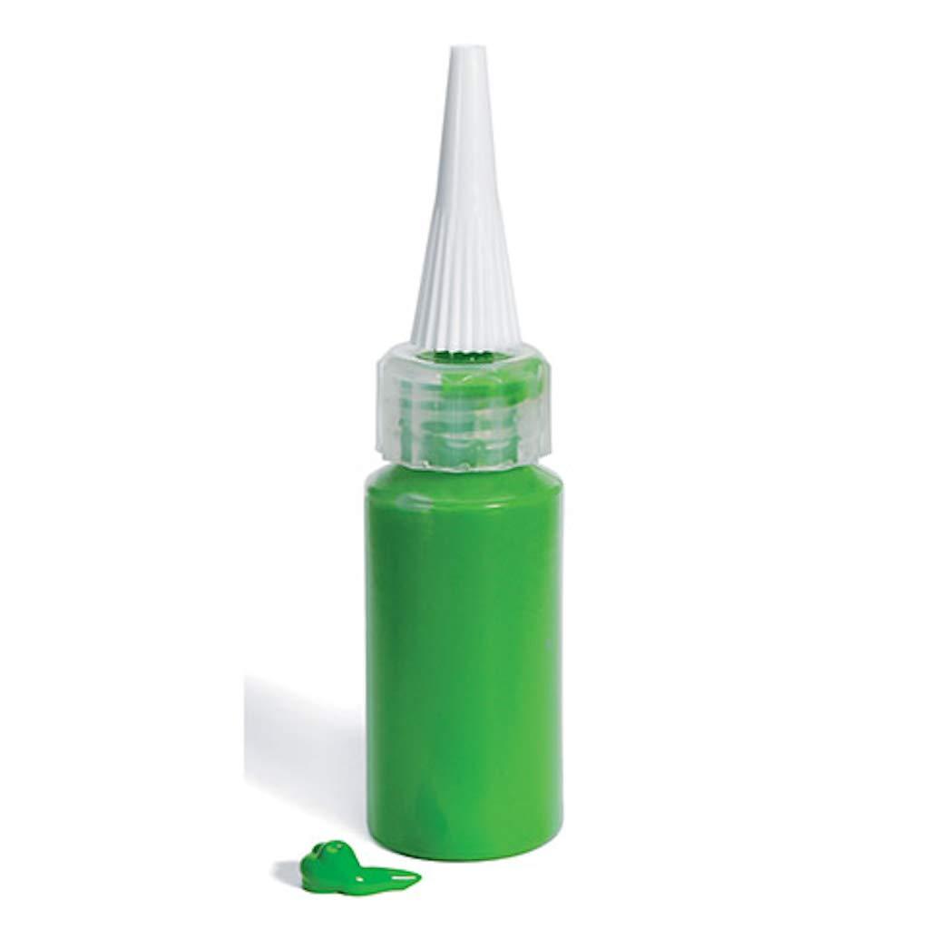 Darice 1162-16-2PK Needle Tip Applicator Plastic Bottle, 1-Ounce, Pack of 12, White
