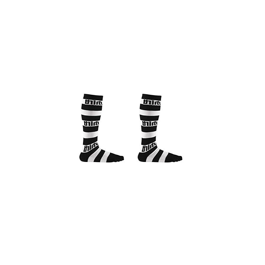 ThirtyTwo Tootsies Snowboard Sock Women's Black, L/XL