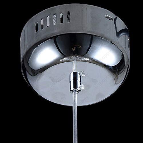FidgetGear 6W/10W/15W LED Firework Pendant Light Ball-Shape Ceiling Lamp Fixture Canteen 15W(45cm/18) by FidgetGear (Image #8)