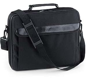 Genius Notebook Carry Bag Classic, Black [GC-1501]
