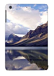 Awesome Design Nature Trees Canada Bows Skyscapes Reflections Hard Case Cover For Ipad Mini/mini 2(gift For Lovers)