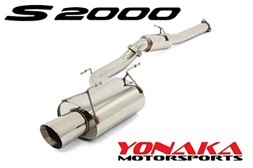 Yonaka Compatible with 2000-2009 Honda S2000 3