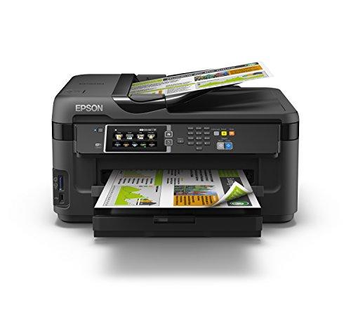EPSC11CC98201 - WorkForce 7610 Wireless All-in-One Inkjet Printer